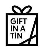 Gifts in a Tin logo
